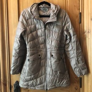Athleta Quilted Parka